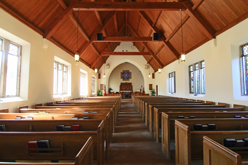 church insurance Costa Mesa CA